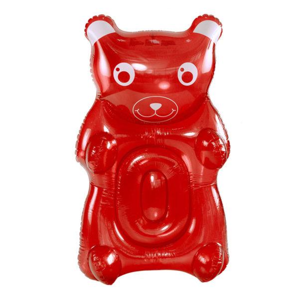 RED GUMMY BEAR FLOAT