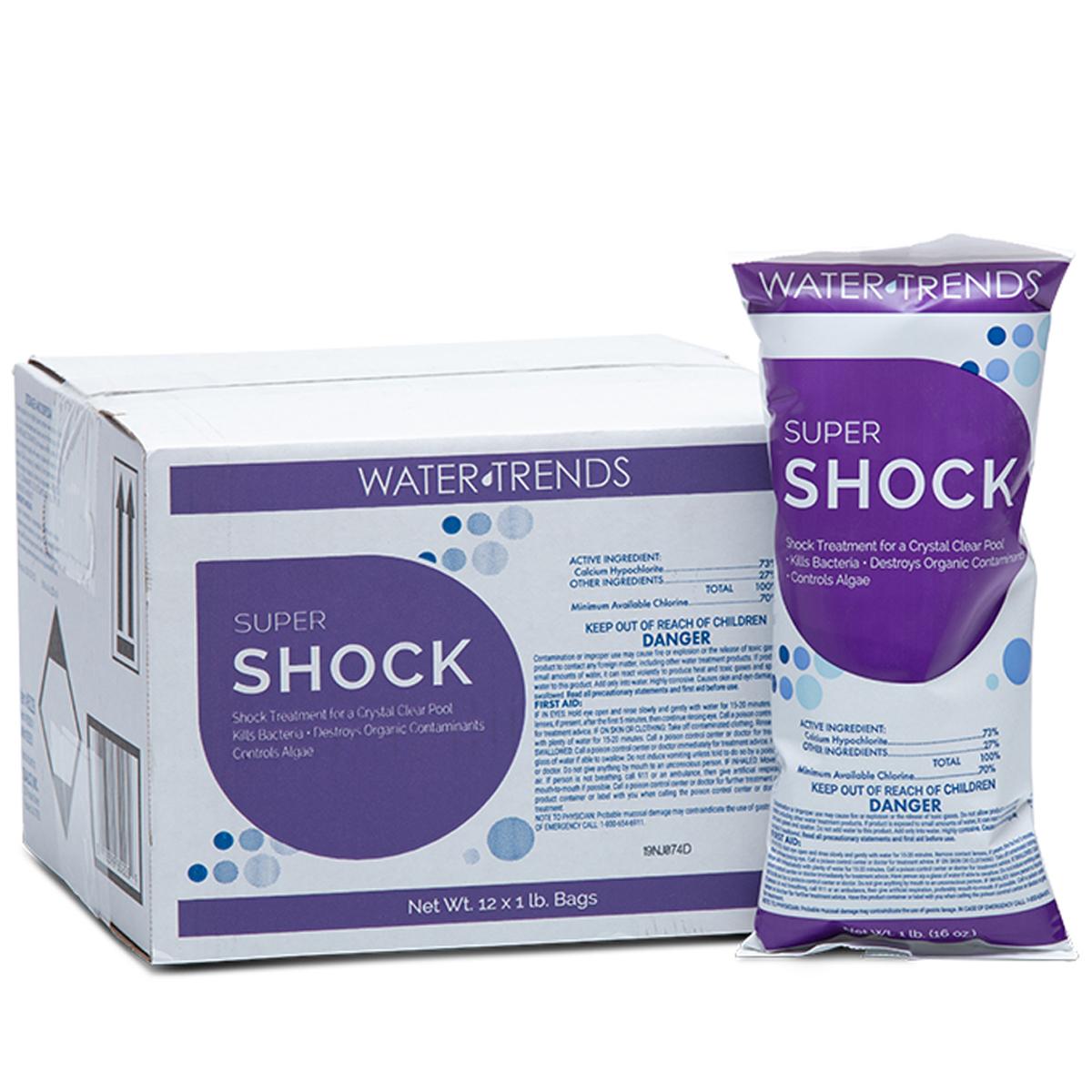 SUPER SHOCK 12 PACK