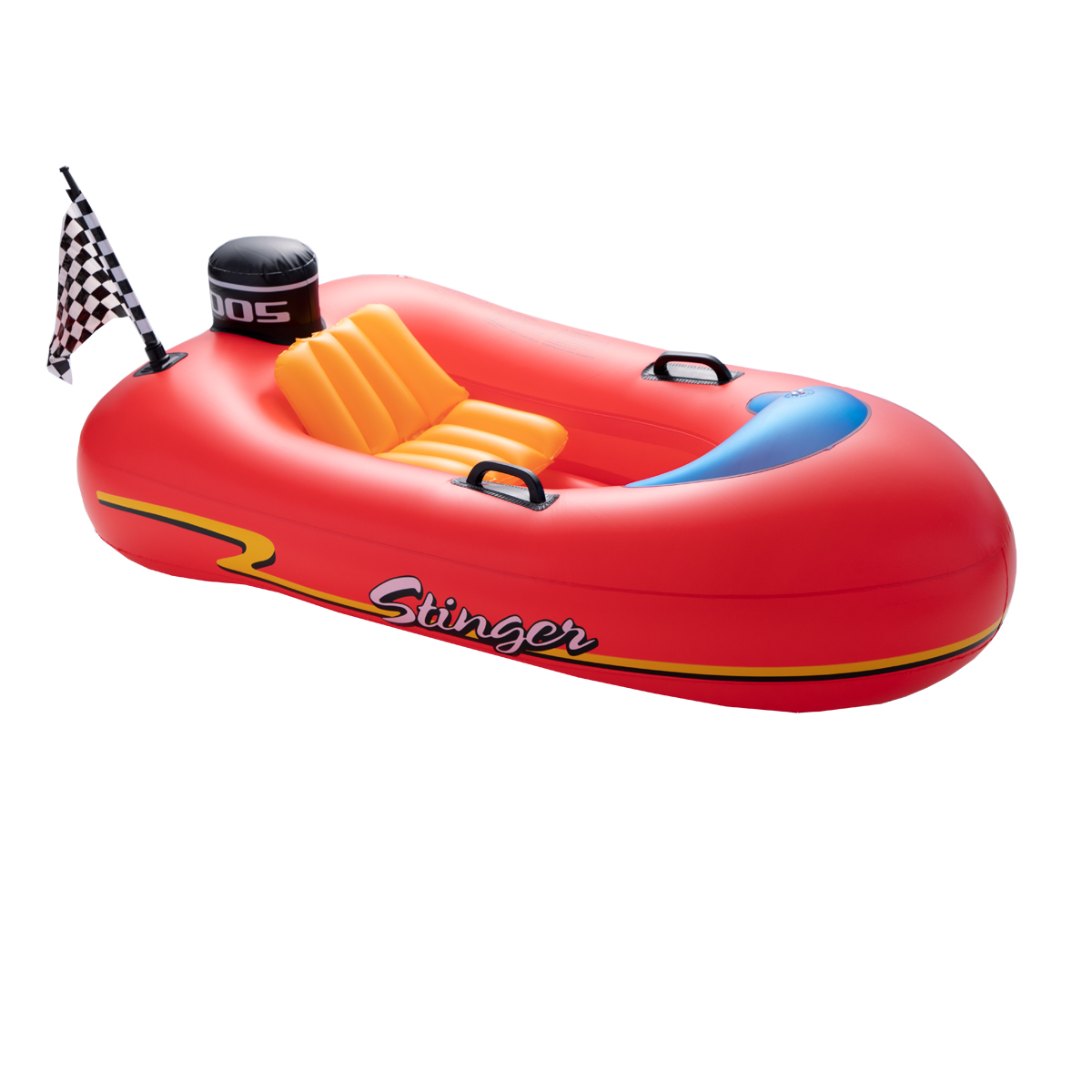 Sting Ray Boat