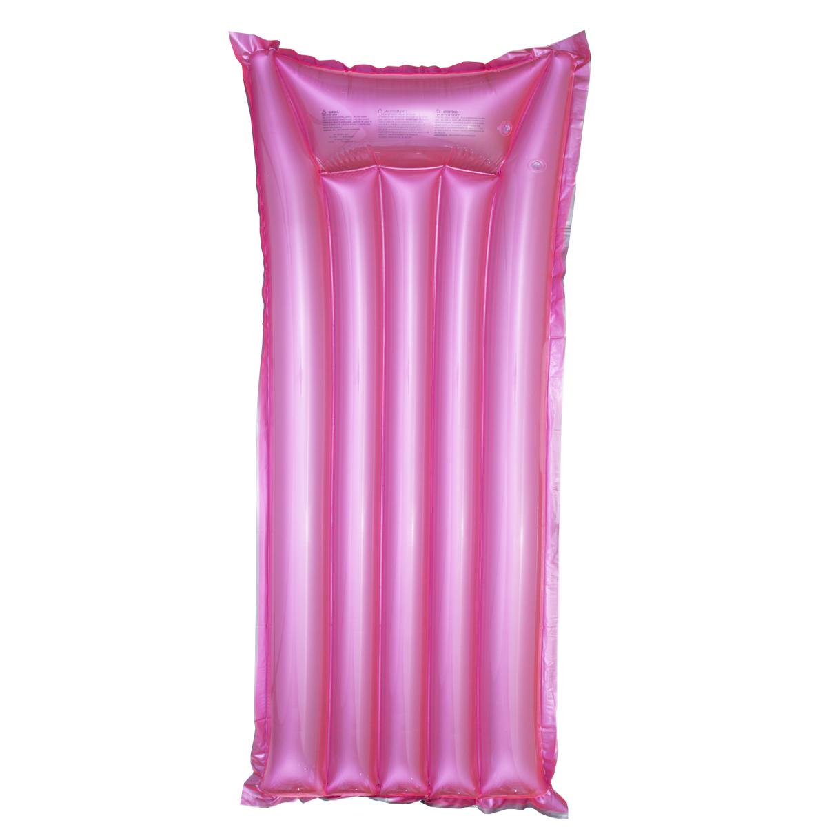 """72"""" x 30"""" Pink Suntanner Mattress"""