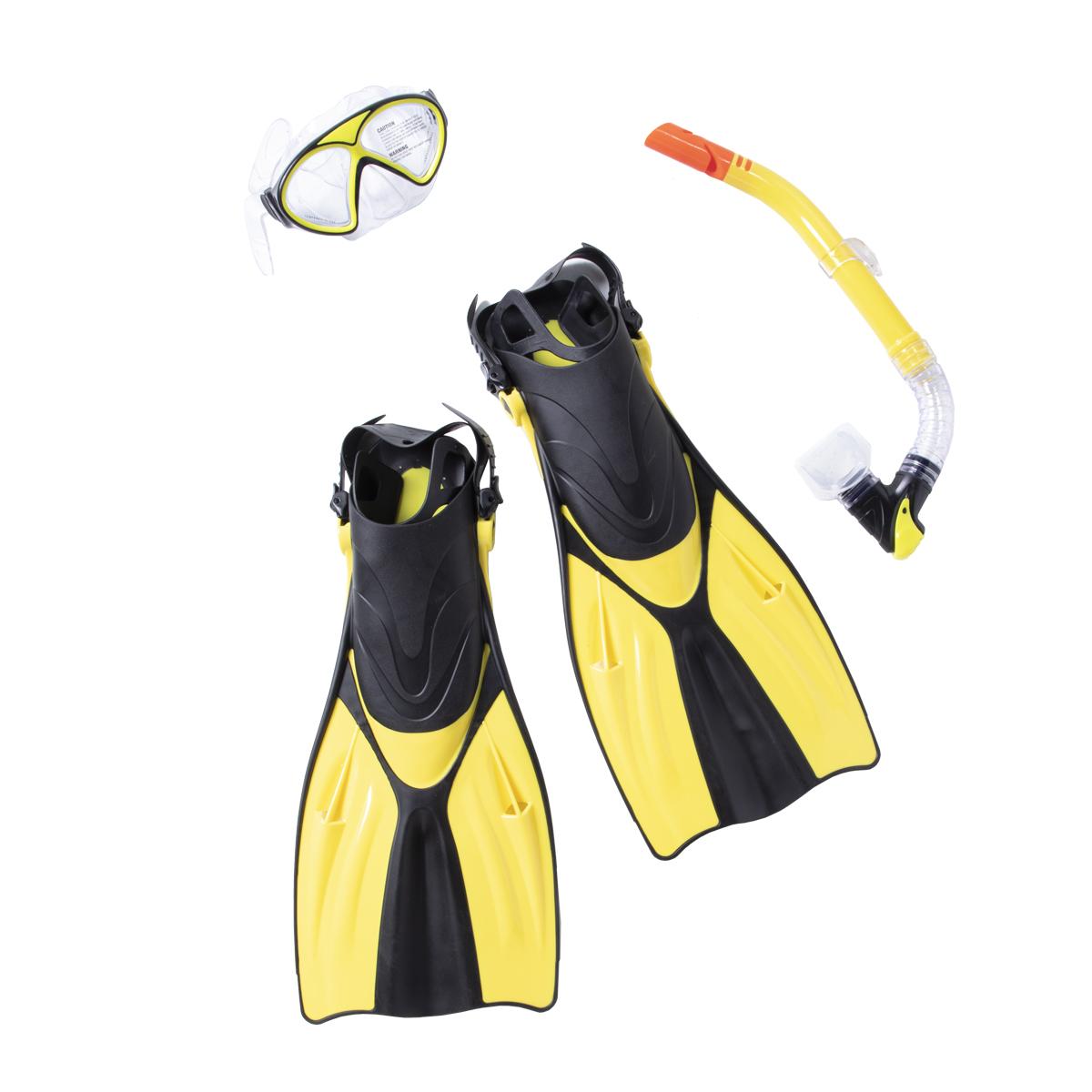 Snorkeling Adulet mask Set