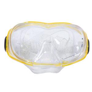 key west yellow mask